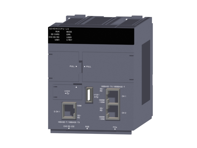 MELSEC-Q Series C Language Controller [Commercial equipment]